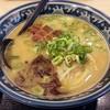 にんにくらーめん 天洋  - 料理写真:【とんこつしょうゆラーメン】¥750