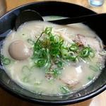 らーめん 海童 - 料理写真:【しょうゆラーメン + 味玉子】¥650 + ¥100