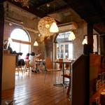 Cafe de Brique - 店内