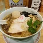 88999681 - 煮干 特製そば(950円)