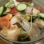 こみや寿司 - 貝づくしのさざなみ丼