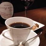 ル・レガル・トワ - コーヒー