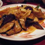 890930 - 豚肉とナスの辛味炒め