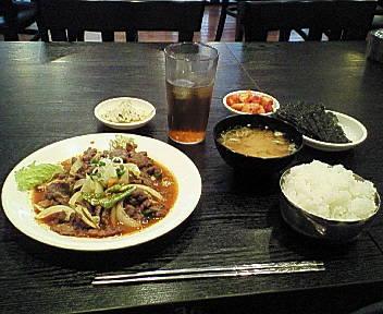 韓国家庭料理 チェゴヤ 川崎店