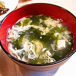 J渋谷 - スープ
