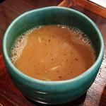 若葉 - スープ割り