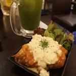 炭火串焼 鶏ジロー - 料理写真: