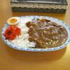 リビエール - 料理写真:【ランチ】「和牛スジ煮込みカレーライス」です。