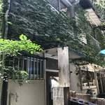 Tiki - 蔦の絡まる建物