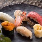 寿司割烹 八風 - この夏限定「葵」2500円→2000円で提供