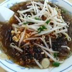 盛青 中華料理 - 料理写真:酸辣粉
