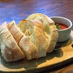 89008057 - 最初についてくるパン