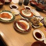 回転寿し旬楽 - 夢のテーブル