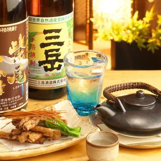 お酒と組み合わせることで増す、奥深き愉しみ。
