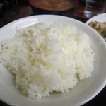 中華料理タカノ - こちらはこの量で半ライス120円