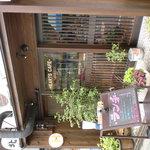 ハーツカフェ - この日は満席で入れず、外観だけ失礼して撮影