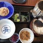 もろみ家 - 鯛茶漬けランチ@1,300円