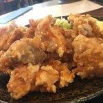 TOKYO都庁議事堂レストラン - 鶏の唐揚げ(アップ①)