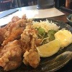 TOKYO都庁議事堂レストラン - 鶏の唐揚げ(アップ②)