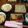 神山 - 料理写真:蕎麦御膳