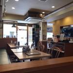 カレーレストラン シバ - 店内