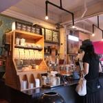 リトルナップコーヒースタンド - 店内模様