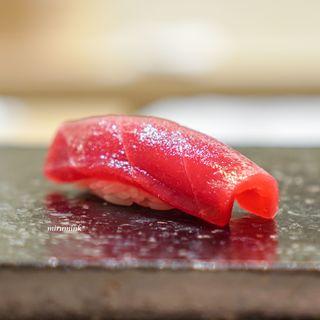 鮨なんば - 料理写真:赤身 38℃/21℃