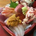 天磨 - 『大将の海鮮丼』海鮮丼