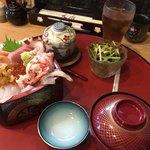 天磨 - 『大将の海鮮丼』1944円