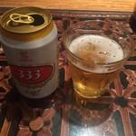 ベトナム料理 インドシナ - ベトナム麦水