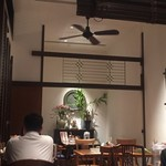 ベトナム料理 インドシナ - 内観