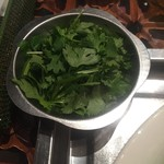 ベトナム料理 インドシナ - パクチー