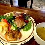 イタレリ家ツクセリ家 - 料理写真:【ランチ】選べる前菜セットの一例
