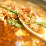 辛麺 一門 - スープ