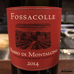 リナシメント - 2014 Fossacolle Rosso di Montalcino
