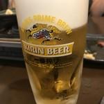 田中屋 - ビール