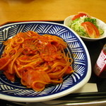8902764 - スパゲティトマトソース700円