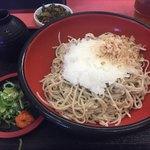 あずみうどん - 料理写真: