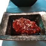 合掌レストラン 大蔵 - 朴葉味噌が絶品、何故か果実風味?