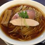 らぁ麺 紫陽花 - 醤油らぁ麺