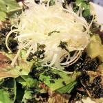 あみやき亭 - 特製チョレギサラダ