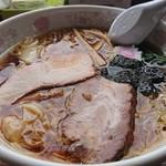 89024867 - ワンタン麺。