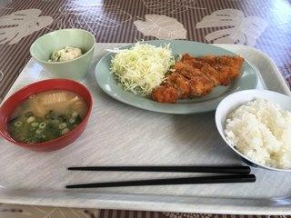 とみよし食堂 - 日替わり430円