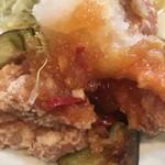 南蛮食堂 - ☆★甘酢おろしの(´∀`*)鶏から★☆
