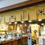 京都 錦 中央米穀 - 外観