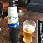 プロカンジャンケジャン - ノンアルコールビール、オールフリー540円税込