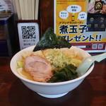 さつまっこ  - キャベツらーめん(麺固め)