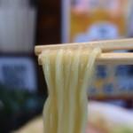 さつまっこ  - キャベツらーめん(麺固め)リフトアップ