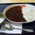 味の牛たん 喜助 - 牛たんカレー