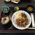 Resutorankirari - きらり定食  ¥590
